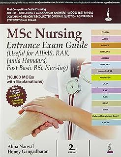 Buy M Sc Nursing Entrance Exam Guide (Useful for Aiims, Rak, Post