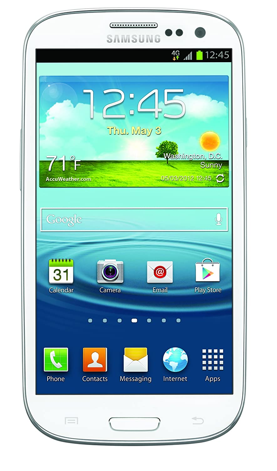 Camera Boost Mobile Android Phones For Sale amazon com samsung galaxy s iii s3 triband white boost mobile cell phones accessories