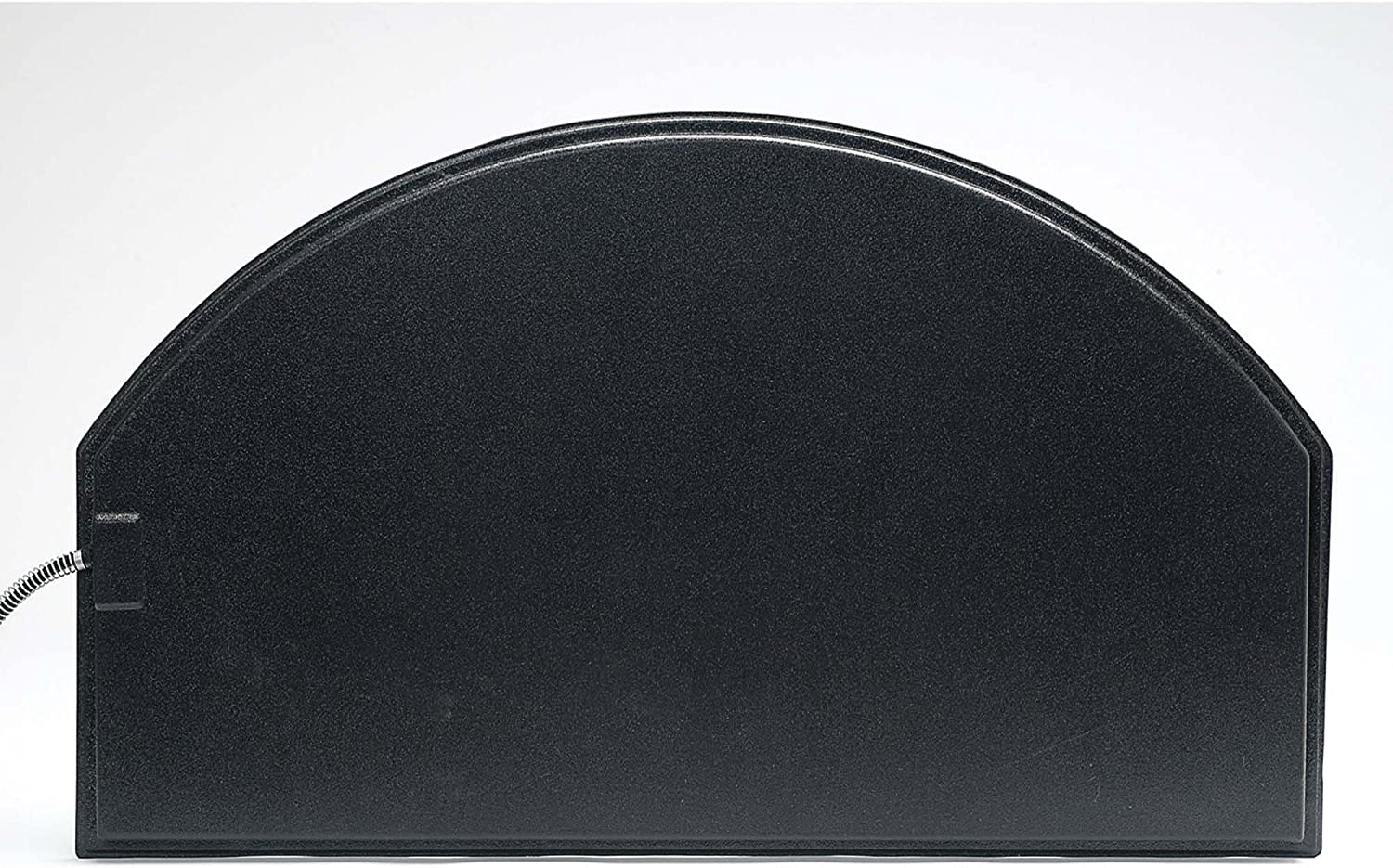 """K&H Pet Products Lectro-Kennel Igloo Style Outdoor Heated Pad Medium Black 14.5"""" x 24"""" 60W (Igloo house not included)"""