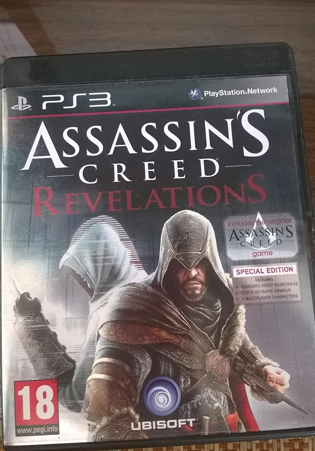Buy Assassin S Creed Revelations Ps3 Online At Low Prices In