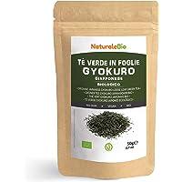 Té verde Gyokuro Japonés Orgánico de 50g. 100%