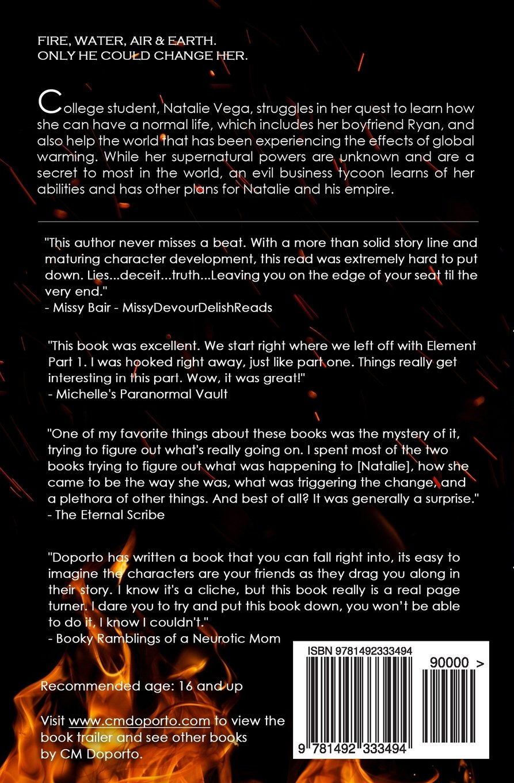 Element, Part 2 (The Natalie Vega Saga)