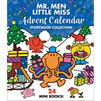 Mr Men Little Miss Advent Calendar: Count down to Christmas with the Mr Men and Little Miss with this storybook advent…