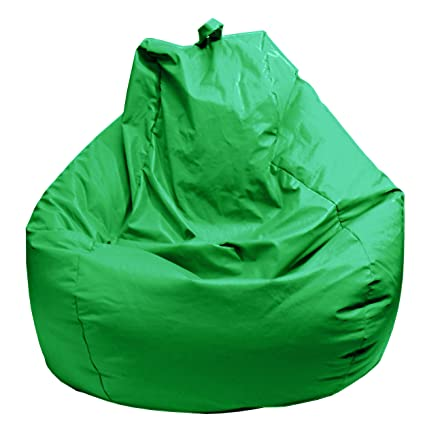 Phenomenal Gold Medal Bean Bags 30011246819Td Bean Bag Large Green Inzonedesignstudio Interior Chair Design Inzonedesignstudiocom