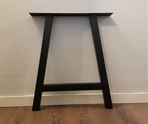 Metal Table Legs   A Frame