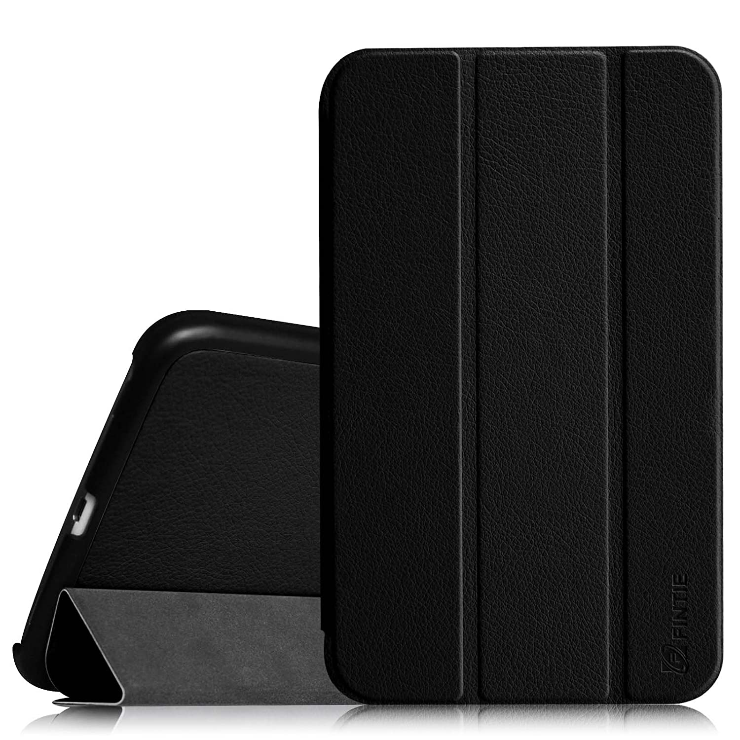 new arrival a3b53 27263 Fintie Slim Shell Case for Samsung Galaxy Tab 4 7.0 - Ultra Lightweight  Protective Stand Cover for Samsung Tab 4 7.0(7-Inch) Tablet, Black