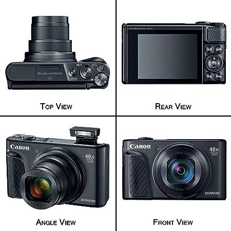 WhoIsCamera SX740 Black product image 11