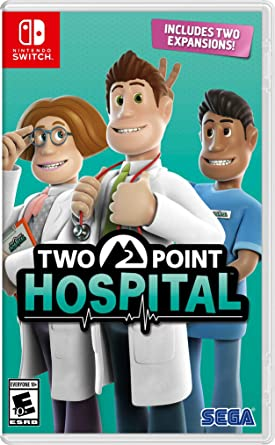 Two Point Hospital for Nintendo Switch [USA]: Amazon.es: Sega of ...
