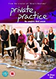 Private Practice - Season 3 [Reino Unido] [DVD]