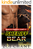 Sheriff Bear (Bears of Pinerock County Book 1)