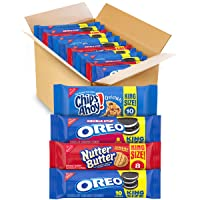 12 Pack CHIPS AHOY OREO Cookies & Nutter Butter Cookies Deals
