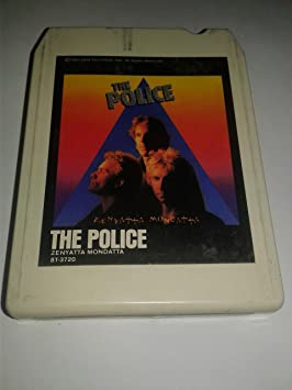 Focus In And Out Of Focus 8-track Tape Music