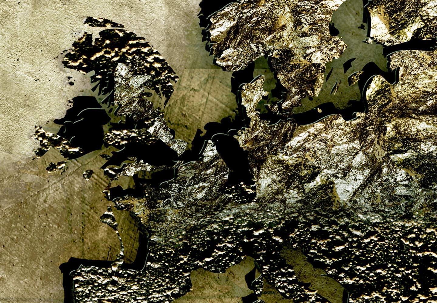 Murando - Fototapete 400x280 cm cm cm - Vlies Tapete - Moderne Wanddeko - Design Tapete - Wandtapete - Wand Dekoration - Weltkarte k-A-0002-a-b 82d01a