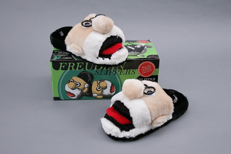 Freudian Slippers Sigmund Freud Psychology Slip On Shoes Novelty Funny Gift