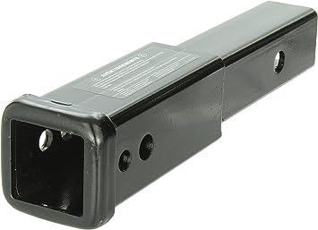 "Amazon.com: Draw-Tite 80307 2"" x 2"" Trailer Hitch Receiver Extension:  Automotive"