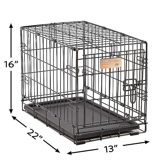 Amazon.com : BEATPRICE HOT Jaulas para Perros y Gatos Caja ...