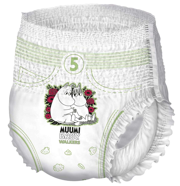 7-14 kg Muumi Baby Premium Eco Nappies Size 4 46 pcs 15-30 lbs