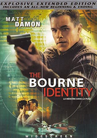Free the bourne identity download ebook
