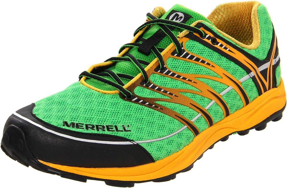 メラント Mix Master 2, Zapatillas de Running para Hombre, Verde (Vert (Parrot), 41 EU: Amazon.es: Zapatos y complementos