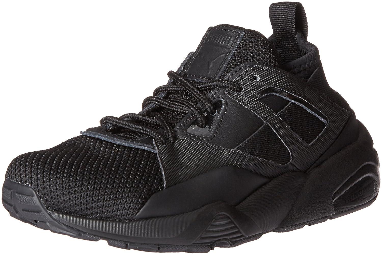 Puma Kids Bog Sock Tech Jr Sneaker  55 US Child|Puma Black