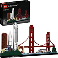 LEGO Architecture Skyline Collection San Francisco Building Kit (629 Piece)