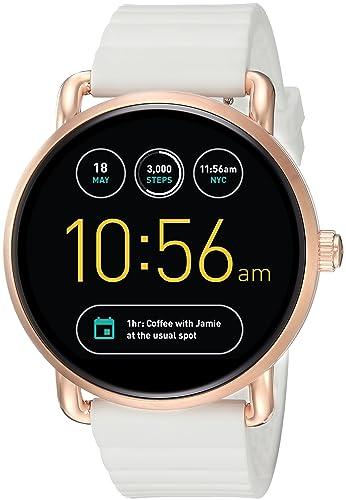 Smartwatch Fossil Q Wander Gen 2 FTW2114 Blanco