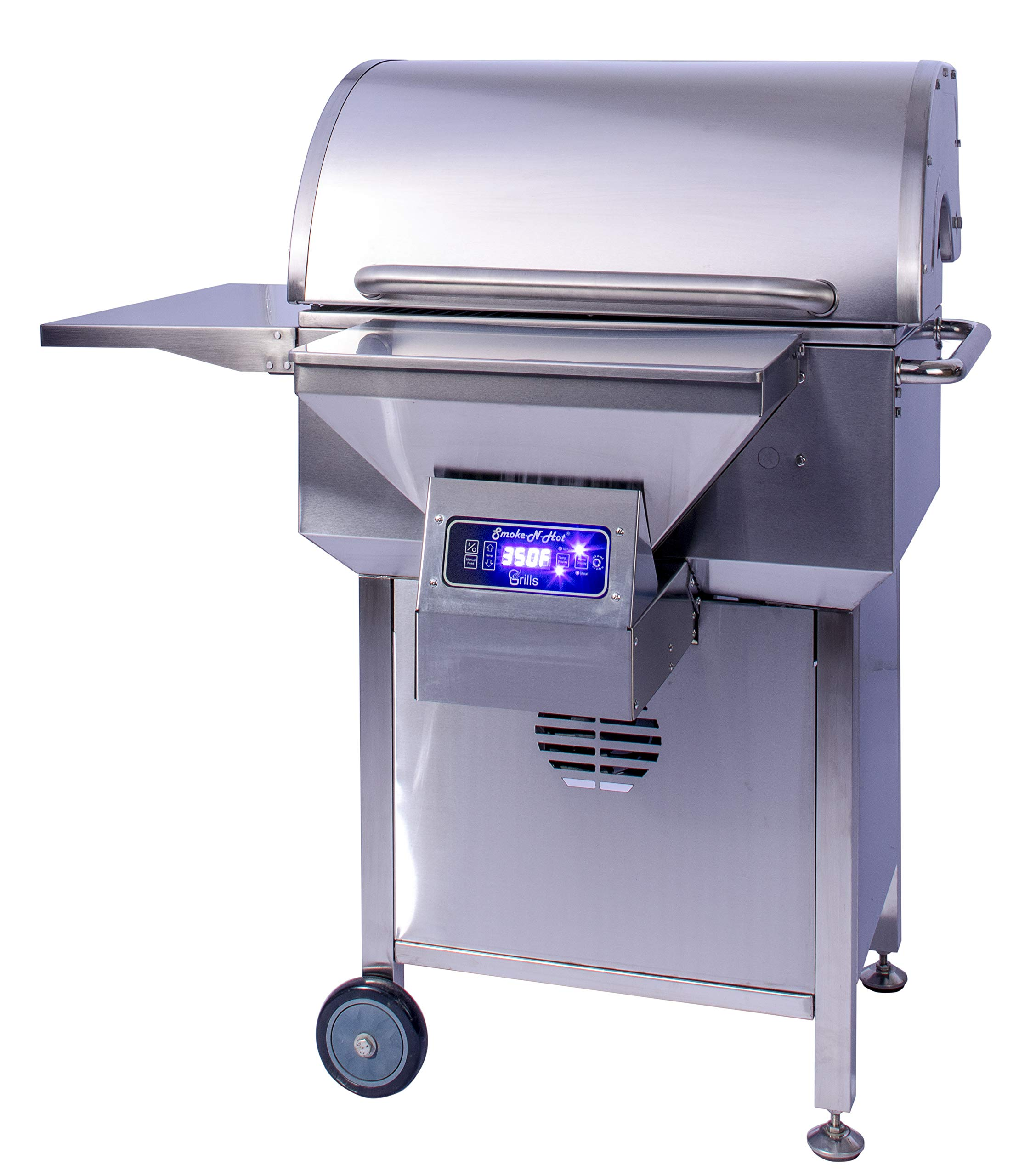 Smoke N Hot Eco Grill w/Cabinet