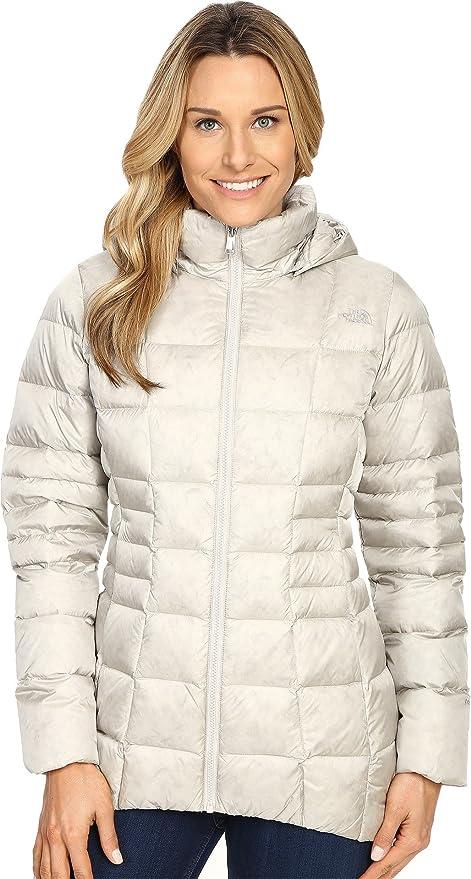 81175648896 THE NORTH FACE Women's Transit Jacket II Dove Grey (Prior Season) X ...