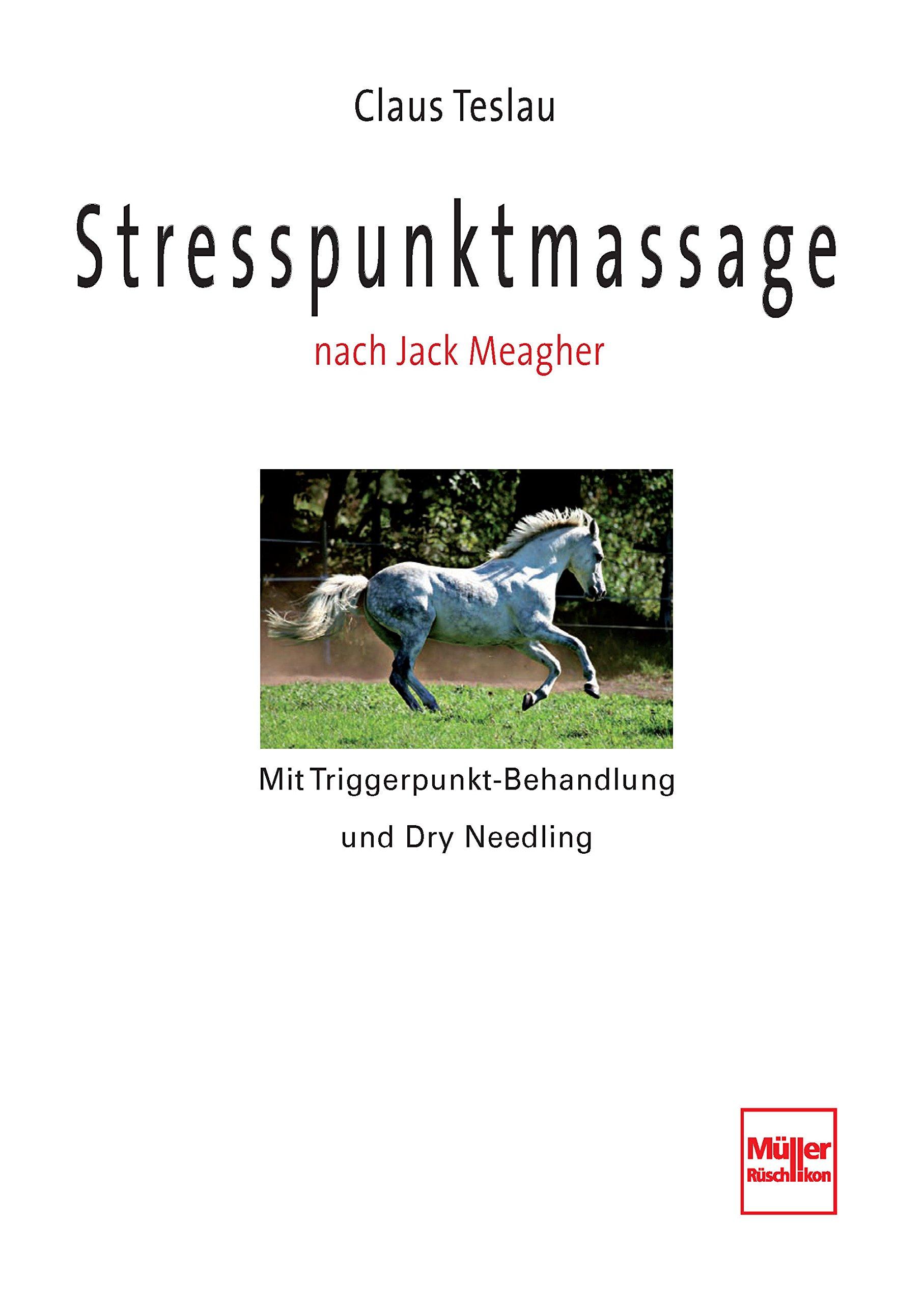 Stresspunktmassage nach Jack Meagher: Mit Triggerpunkt-Behandlung ...