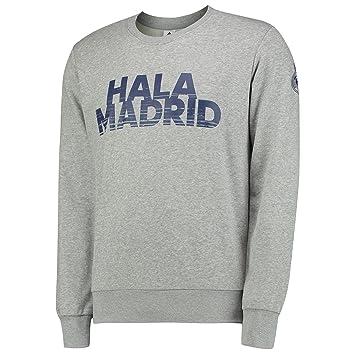 adidas SSP CR Swt Sudadera Línea Real Madrid CF 0daeb83c6e660