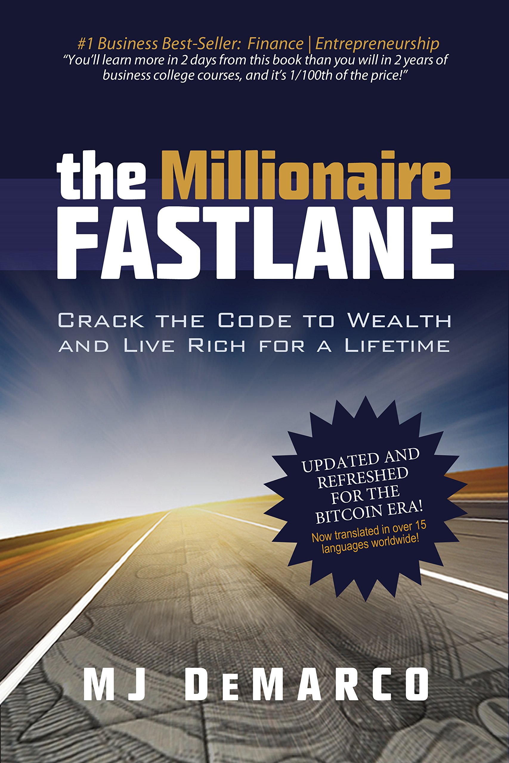 Buy The Millionaire Fastlane: Crack the Code to Wealth and Live Rich for a  Lifetime Book Online at Low Prices in India | The Millionaire Fastlane:  Crack the ...