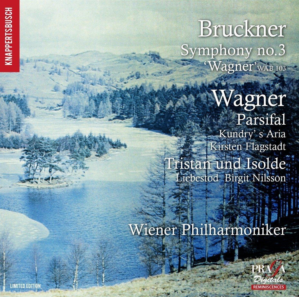 SACD : Birgit Nilsson - Kirsten Flagstad - Vienna Philharmonic Orchestra - Hans Knappertsbusch - Bruckner: Symphony No. 3 (SACD)