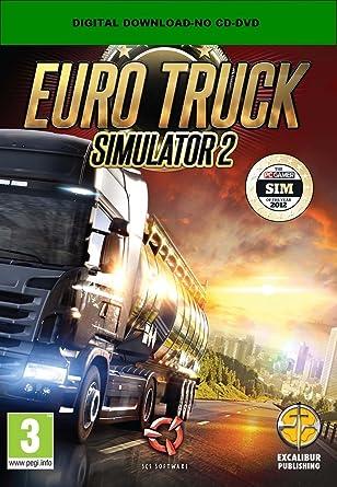 euro truck simulator 2 multiplayer download non steam