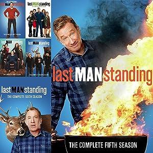 Last Man Standing: The Complete Seasons 1-6 DVD