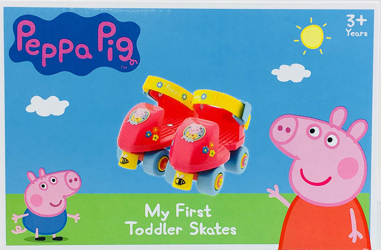 Peppa Pig My Skates Weekly update First Toddler Indefinitely