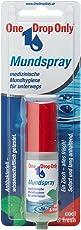 One Drop Only antibakterielles Mundspray 5x15ml/langanhaltende Frische mit Pfefferminzöl und Salbei