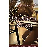 Obedient Kitten: Domination | Shifter | Size Difference (Alpha Werewolf Book 1)