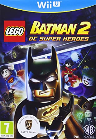 LEGO Batman 2: DC Super Heroes (Nintendo Wii U): Amazon.co.uk: PC ...