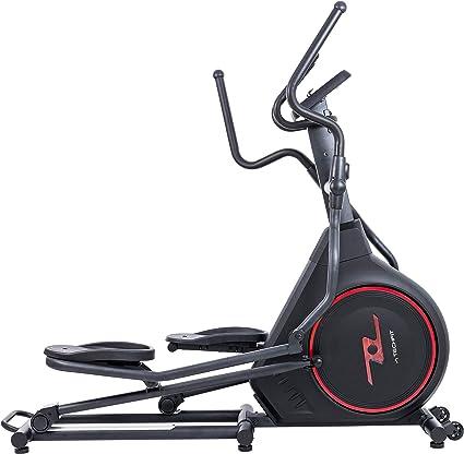 TechFit FW700 Bicicleta Elíptica de Ejercicios con Rueda Delantera de 12 KG, 8 Niveles de Intensidad, Ideal para Tonificación, Pérdida de Peso y Entrenamiento, Interior Recomendado: Amazon.es: Deportes y aire libre