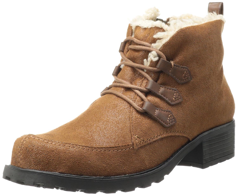 Trotters Women's Snowflake III Boot B00BI1YT20 9 XW US|Cognac
