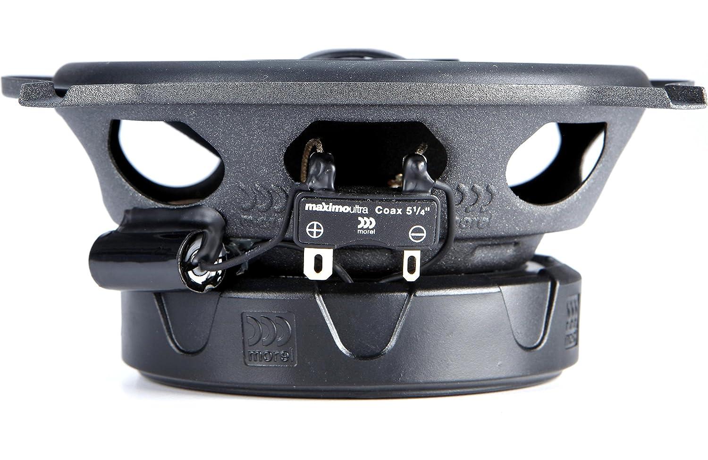 Morel Maximo Ultra 502 Coax 5-1//4 2-way car speakers
