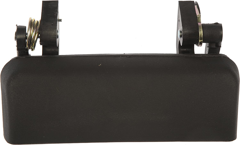 Dorman 90022 Front Driver Side Exterior Door Handle for Select Ford / Mazda Models, Black