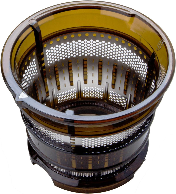BioChef Atlas Extracteur de Jus slow juicer syst/ème de protection des enzymes extracteur /à rotation lente compact et silencieux EPT