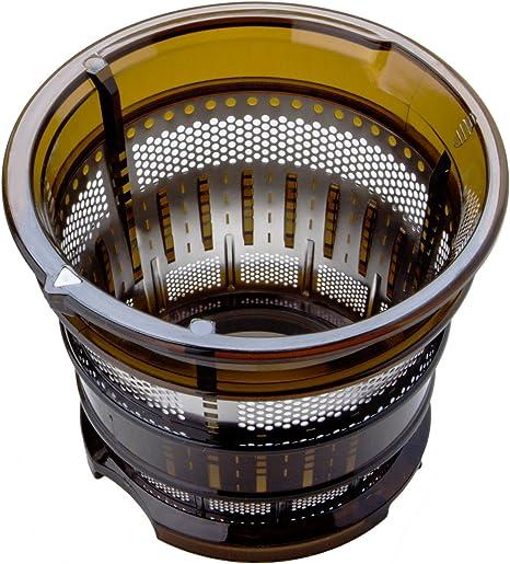 BioChef Atlas – Extractor de zumos COLD PRESS, Slow Juicer ...