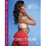 HIPSHAKE Tone N Twerk DVD: 6 Booty Toning & Twerk Dance Workouts, 30 Min Each. Includes Exercise Programs for Beginners & Adv