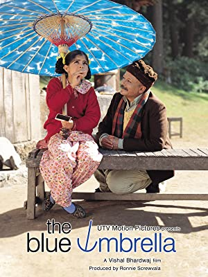 Amazon com: The Blue Umbrella [Hindi with English Subtitles]: Pankaj