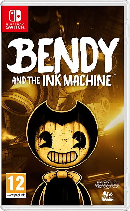 Bendy and the Ink Machine - Nintendo Switch [Importación inglesa]: Amazon.es: Videojuegos