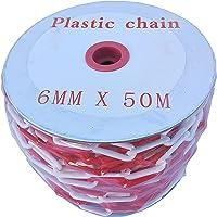 SNS SAFETY LTD Cadena Plástico de Señalización 6