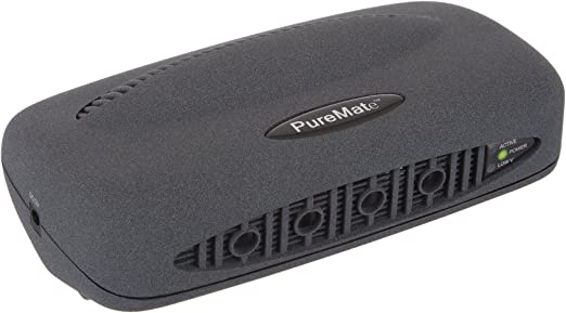 PureMate® XJ-1000 Purificador de aire ionico e ionizador: Amazon ...