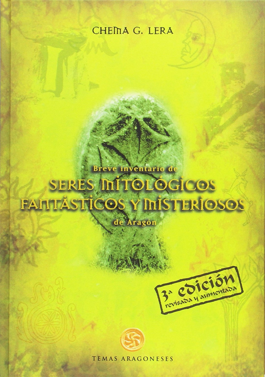 Breve inventario de seres mitológicos, fantásticos y misterio: Amazon.es: Chema Lera: Libros